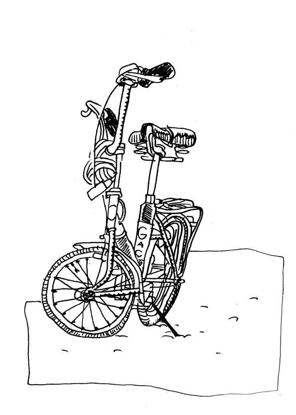 bicicleto